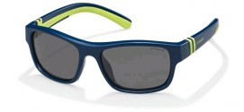 Polaroid Kids 8003S Blue Lime Grey Polar