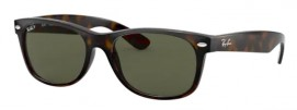 Ray Ban New Wayfarer 2132 902/58 Polarizada