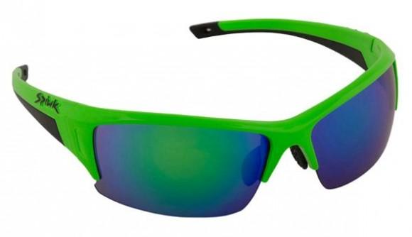 Spiuk Binomio Verde/Negro Espejo Verde (GB17VNEV)