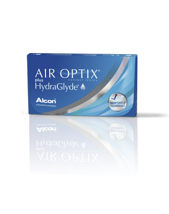 Air Optix Hydraglyde (6 unidades)