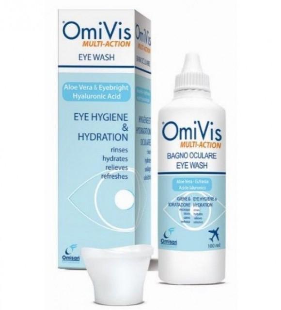 OmiVis Baño Ocular 100ml
