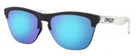 Oakley Frogskins Lite 9374-02 Prizm Sapphire