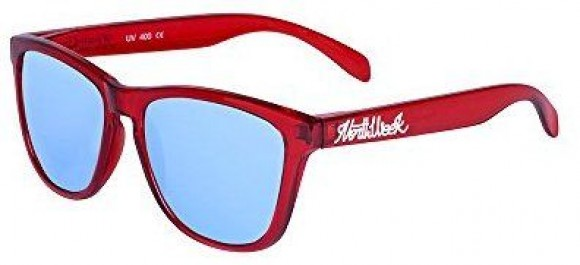 Northweek Regular Bright Red Ice Blue Polar