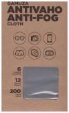 Gamuza Antivaho * Anti-Fog Cloth