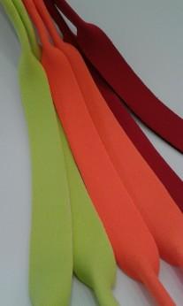 Cordón Neopreno 27cm colores
